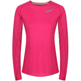inov-8 Base Elite LS Shirt Women, pink